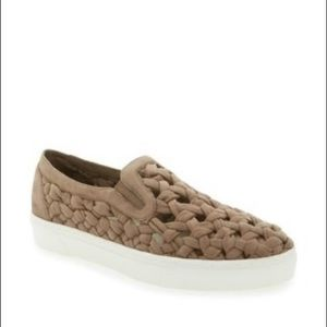 1. State Delphin Woven Sneakers